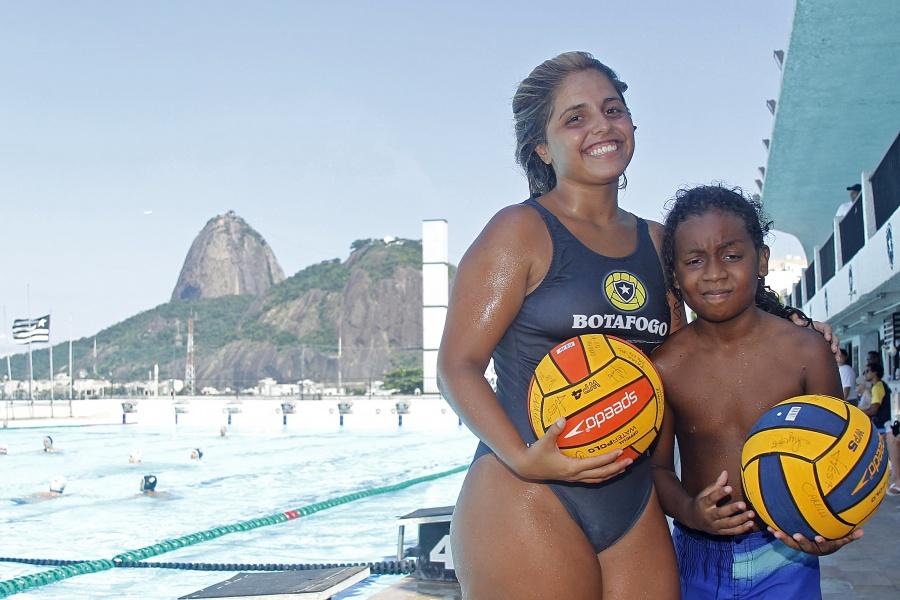 10e1b6271f Pólo Aquático - Estou com a seleção brasileira na Rio 2016