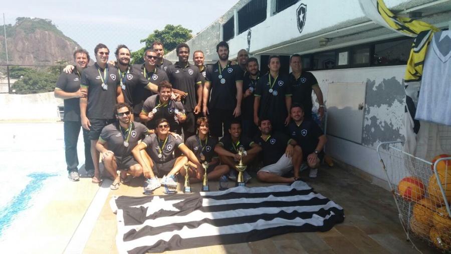 Pólo Aquático - Botafogo conquista a SuperLiga Nacional e a primeira ... 3922056128d91