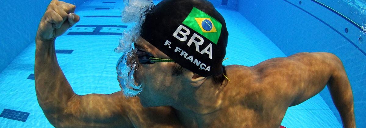 Fim de ano vitorioso para a natação brasileira