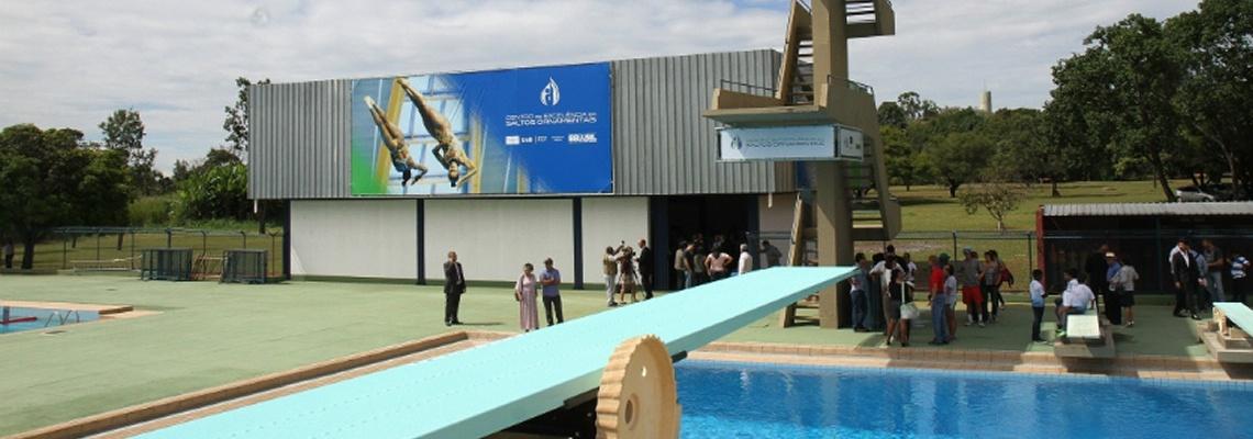 Saltos Ornamentais - Saltadores brasileiros fazem Training Camp em Brasília