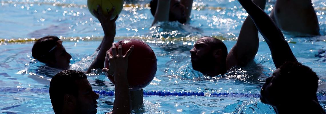 Pólo Aquático - Polo brasileiro treina nos países campeões olímpicos