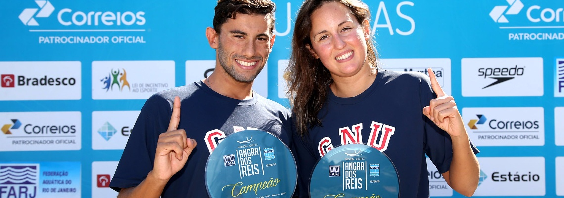 Maratonas Aquáticas - Angra dos Reis revela novos campeões nas Maratonas Aquáticas