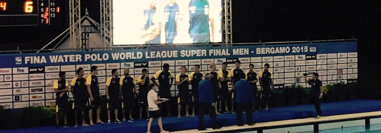 Pólo Aquático - Brasil vence EUA nos penaltis e é bronze na Liga Mundial pela primeira vez