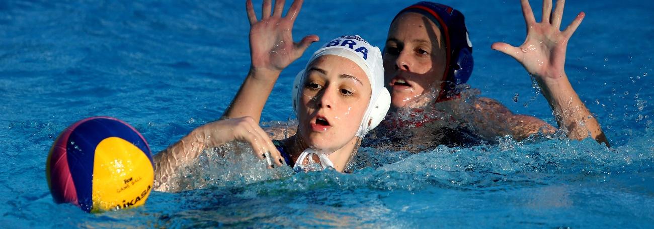 Pólo Aquático - Seleção feminina já pensa no jogo decisivo frente ao Japão