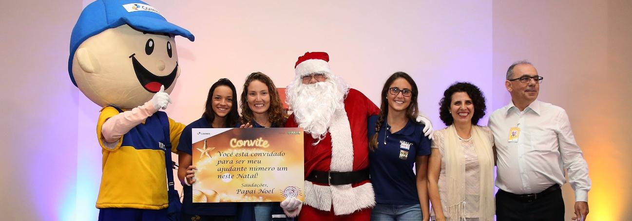 CBDA - Correios lançam Campanha Papai Noel dos Correios 2015
