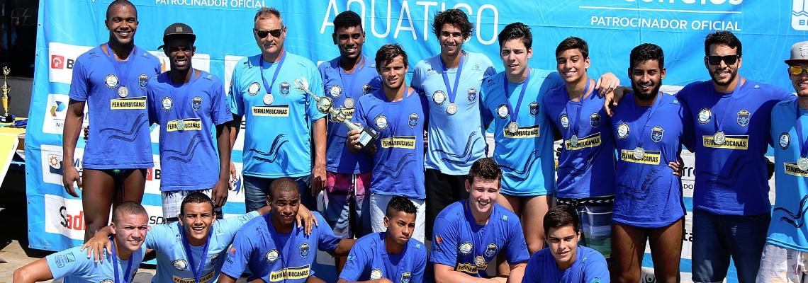 Pólo Aquático - Aquáticos Brasil - O futuro em Bauru