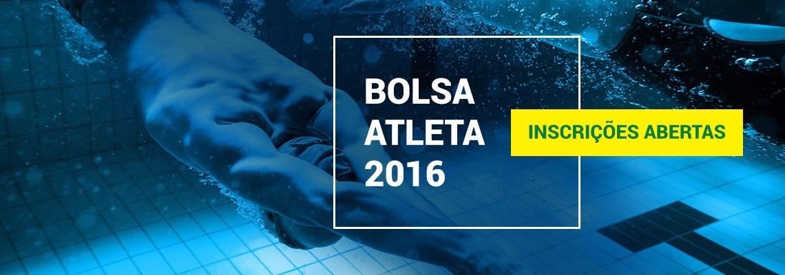 CBDA - BOLSA ATLETA 2016