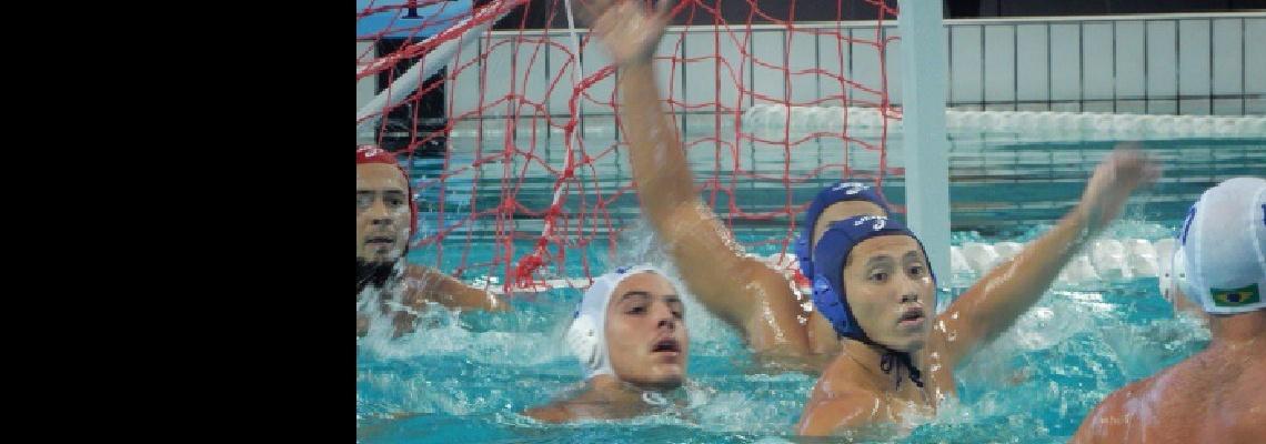 Pólo Aquático - Brasil joga pelo 7º lugar contra a China