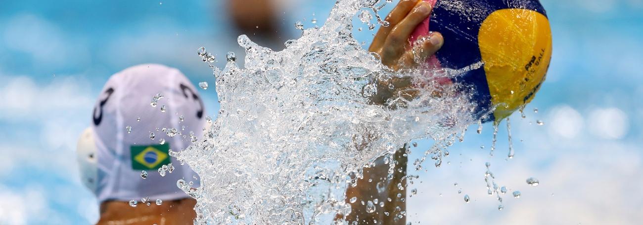 Pólo Aquático - Polo brasileiro termina sua participação entre os grandes da modalidade