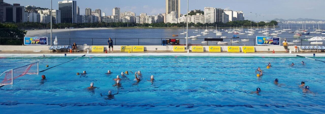 Pólo Aquático - Botafogo conquista a SuperLiga Nacional e a primeira Liga Sul-Americana de clubes