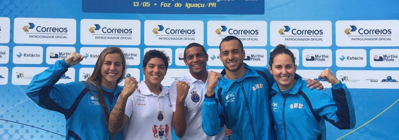 Seleção Brasileira de Maratonas definida para Mundial FINA