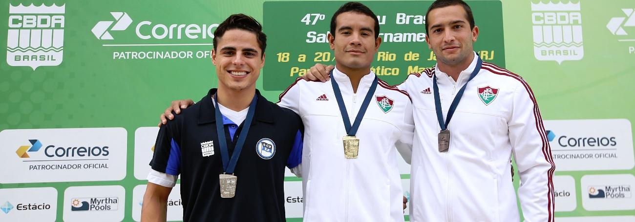 Ian Matos é o destaque do primeiro dia do Troféu Brasil