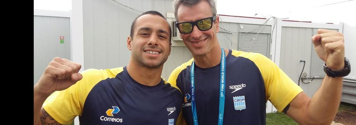 Fernando Ponte conquista quinta colocação em sua estreia