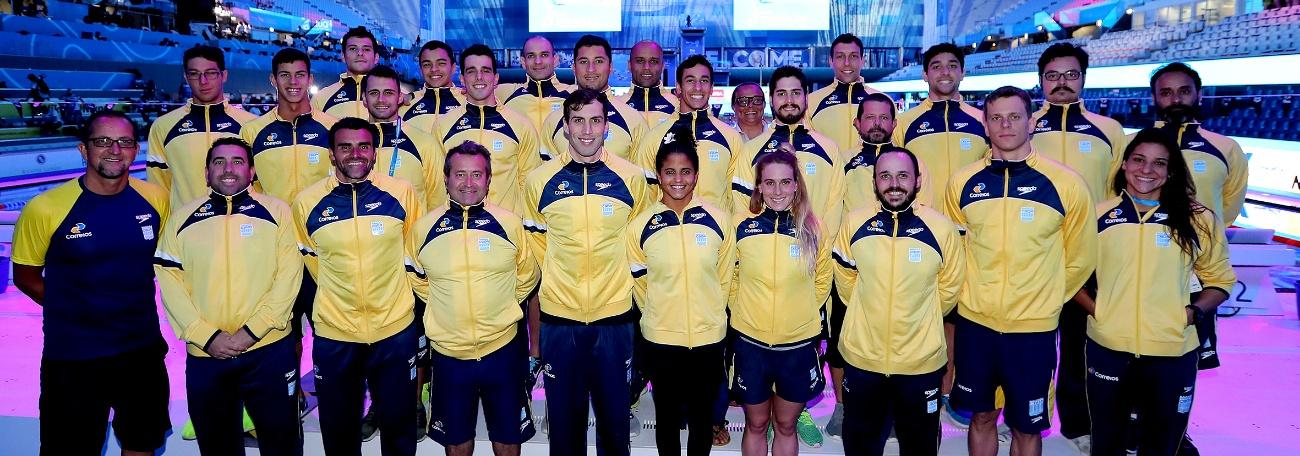 Brasil encerra com sua segunda melhor campanha em número de medalhas