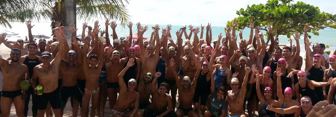 Douglas Rohbacher e Gabriela Soriano vencem V Etapa da Copa do Brasil de maratona aquática