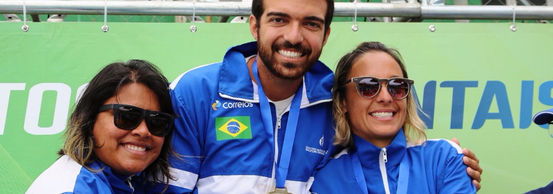 Salto para o Futuro conquista o título geral do Brasileiro Interclubes Grupos C e D