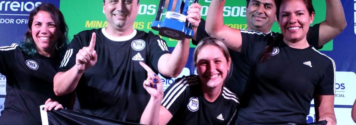 Pinheiros é campeão geral do Campeonato Brasileiro Juvenil de Natação - Troféu Carlos Campos Sobrinho