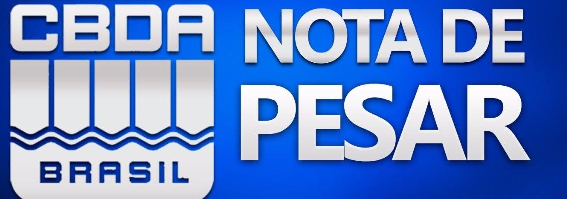 Nota de Pesar - Ernesto Staeheli Neto