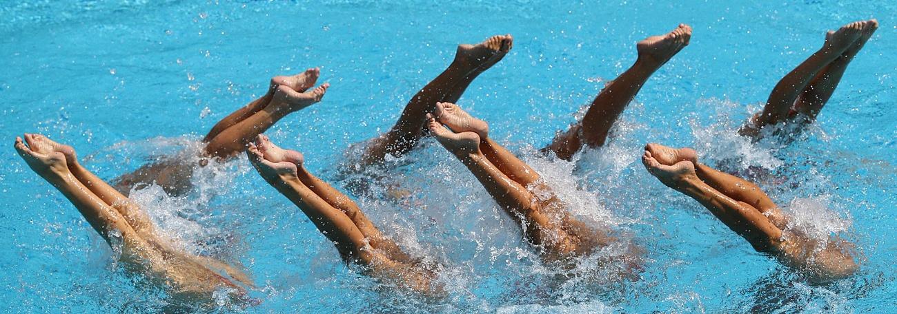 Treinos para seleção júnior e equipe sênior de nado artístico são suspensos