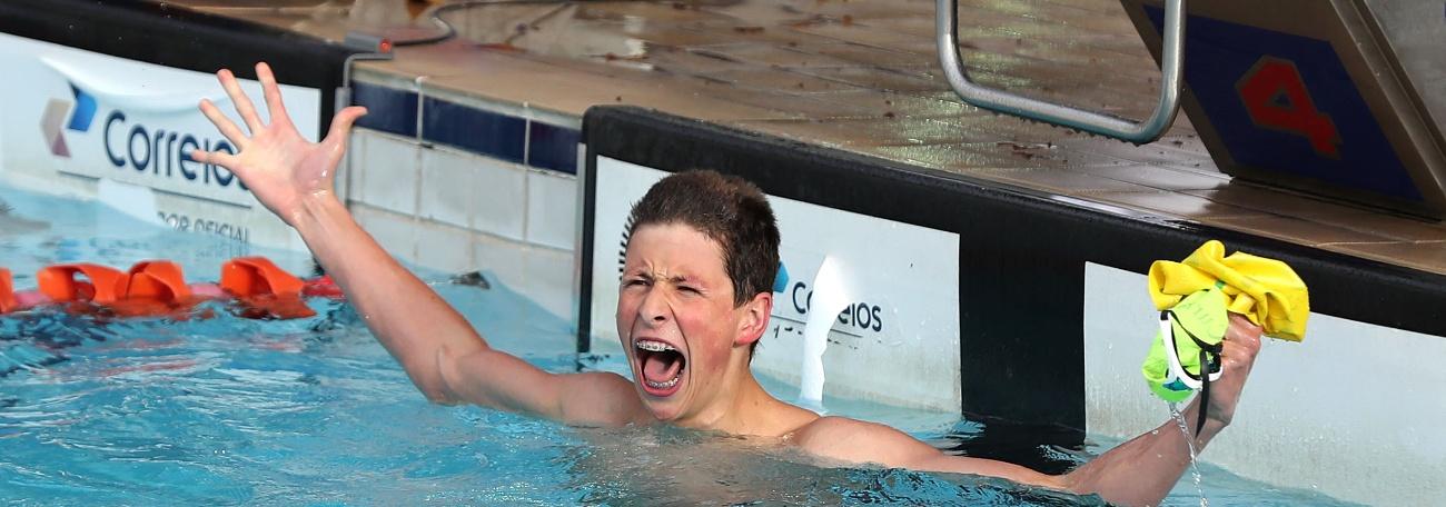 Natação - Brasil será representado por 26 atletas na I Copa UANA de natação