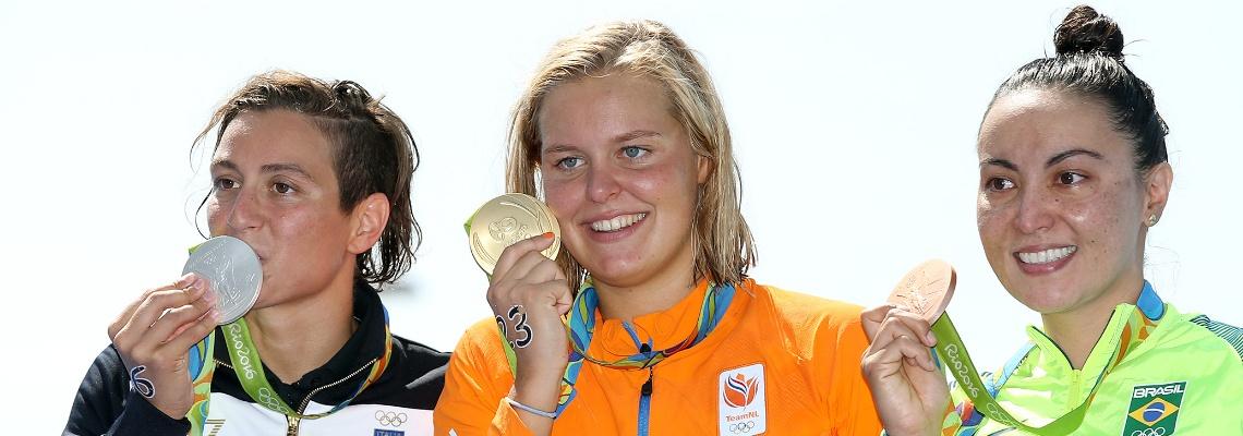 Maratonas Aquáticas - Troféu Brasil – Maria Lenk terá campeã olímpica de maratonas aquáticas