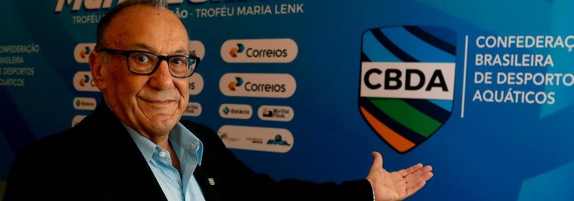 CBDA - Em cerimônia no Rio de Janeiro, CBDA lança nova logomarca