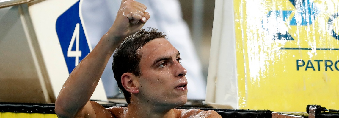 Natação - Scheffer bate recorde sul-americano e campeã olímpica brilha no Troféu Brasil-Maria Lenk