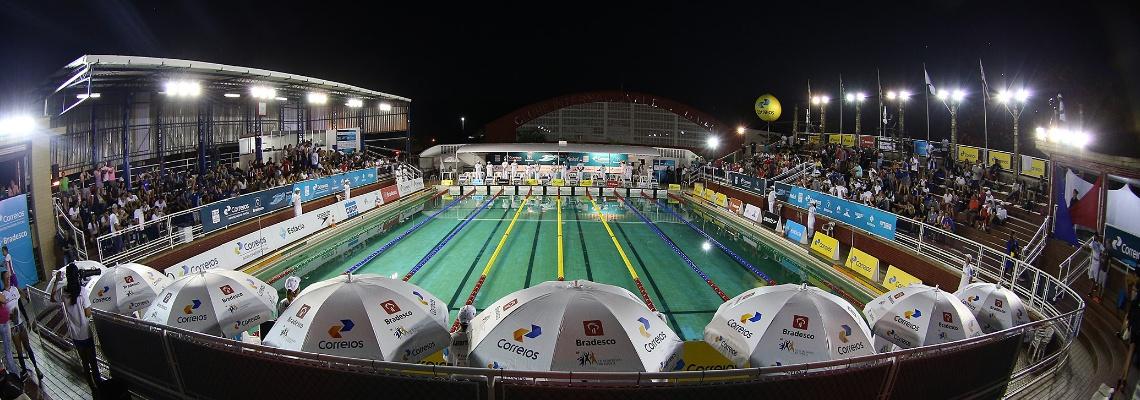 Com mais de 600 atletas, Brasileiro Infantil de inverno tem recorde de inscrições