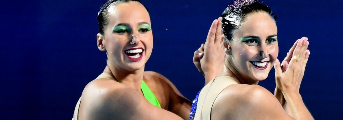 Dueto do Brasil entra em fase final de preparação para os Jogos Sul-Americanos de Cochabamba