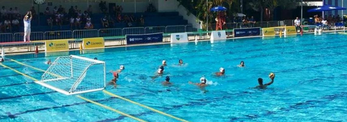 Campeonato Brasileiro Interclubes sub-17 de Pólo Aquático é realizado em São Paulo