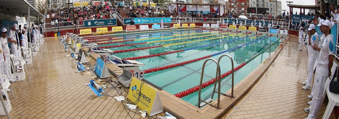Credenciamento de Imprensa - Campeonato Brasileiro Infantil Interclubes de natação
