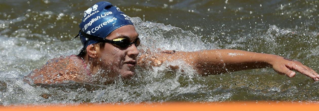 Seleção brasileira de Maratonas Aquáticas embarca para 3ª etapa do Fina Marathon Swim World Series