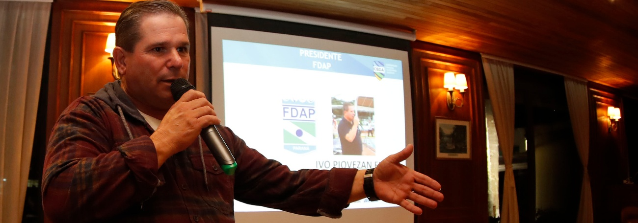 CBDA - Braçadas Regionais: Planejamento e reestruturação são palavras de ordem na Federação Paranaense de Desportos Aquáticos