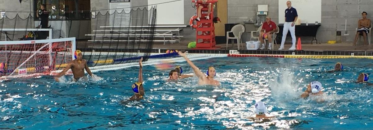 Pólo Aquático - Seleção masculina vence Barbados e vai à semifinal do Campeonato Pan-Americano sub-19 de Pólo Aquático