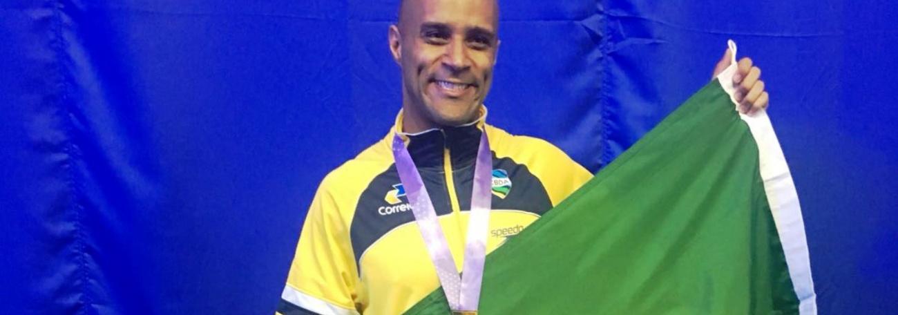 Brasil estreia com medalha de bronze de João Gomes Júnior no Pan-Pacífico