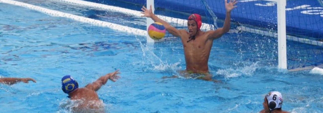 Pólo Aquático - Brasil vence Egito no Campeonato Mundial sub-18 de Pólo Aquático