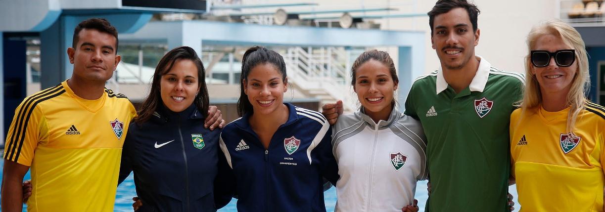 Saltos Ornamentais - Seleção brasileira de Saltos Ornamentais é definida para o Sul-Americano do Peru