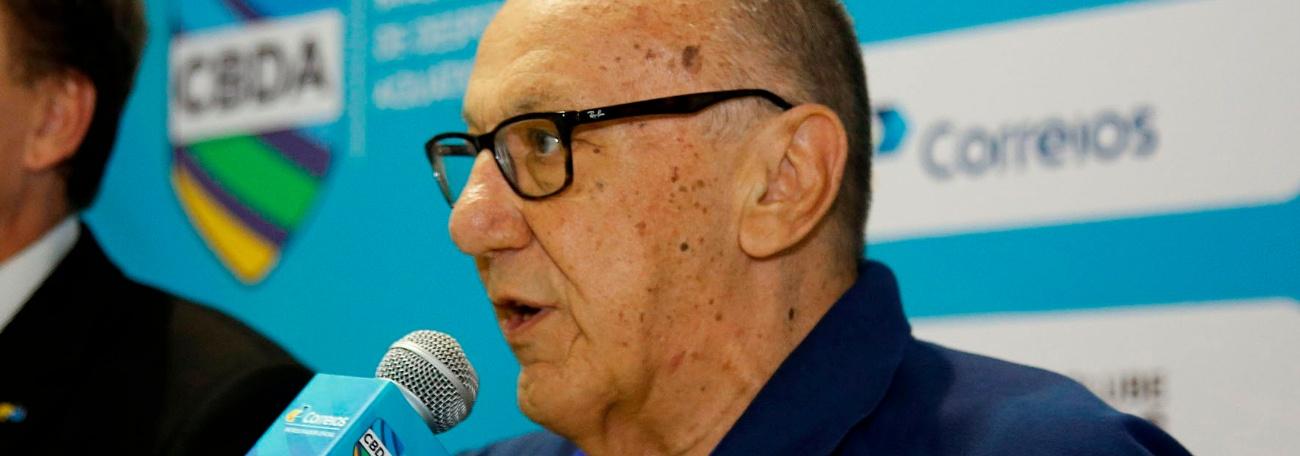 CBDA - Palavra do Presidente - Miguel Carlos Cagnoni