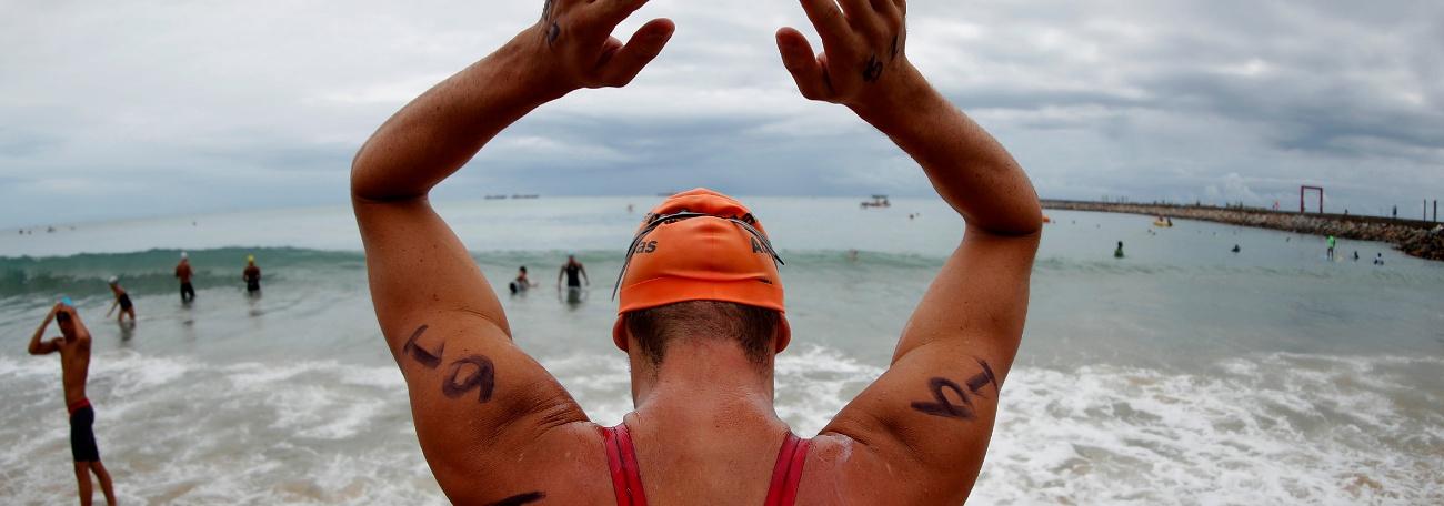 Maratonas Aquáticas - São Sebastião recebe 1º Campeonato Nacional Interclubes de Revezamento de Maratonas Aquáticas
