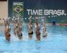 Nado Sincronizado - Russas estão em casa neste período de treinamento no Brasil