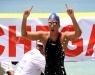 Maratonas Aquáticas - Betina e Samuel vencem em dia de festa gaúcha