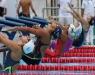 Natação - Nadadores em todas as finais da quarta etapa