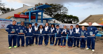 Saltos Ornamentais - Com muitas medalhas Brasil apresenta renovação em forte campanha