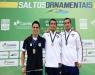 Saltos Ornamentais - Ian Matos é o destaque do primeiro dia do Troféu Brasil