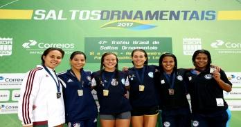 Quatro decisões no segundo dia de Troféu Brasil