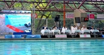 Piscina do Paineiras recebe Campeonato Brasileiro Interclubes de Nado Sincronizado