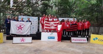 Paineiras é campeão geral do Campeonato Brasileiro Interclubes de Nado