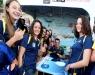 Natação - Atleta olímpico, Leo de Deus concede autógrafos e passa experiência para jovens no Troféu Chico Piscina
