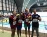 Natação - Brasil conquista prata e bronze no primeiro dia da Copa do Mundo de Tóquio
