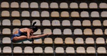 Atletas do Fluminense são destaques no primeiro dia da 17ª Taça Brasil de Saltos Ornamentais
